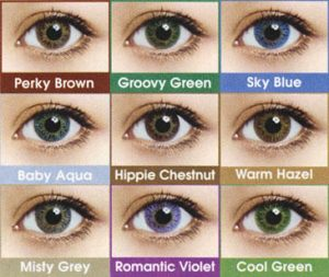 sclera contacts